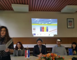 Završna konferencija projekta 21.10.2016. godine