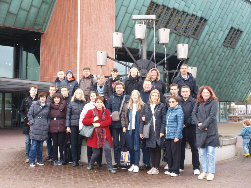 Studijsko putovanje u Amsterdam