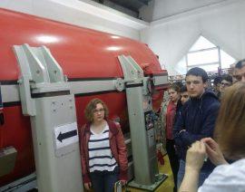 Studijski posjet Institutu Ruđer Bošković 14.05.2015.