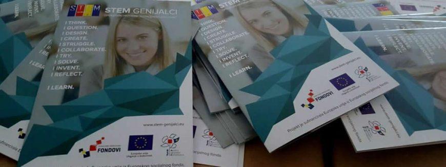 Izrada brošure o STEM kompetencijama